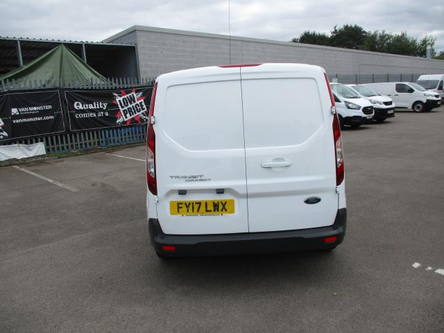 2017 Ford Transit Connect  200 L1 DIESEL 1.5 TDCi 120PS VAN LIMITED EURO 6 (FY17LWX) Image 4