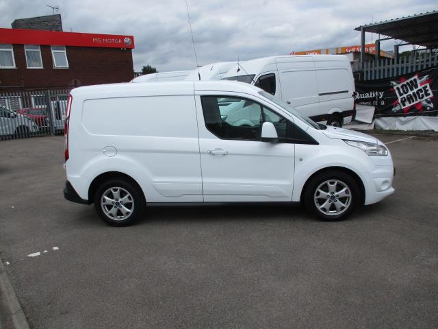 2017 Ford Transit Connect  200 L1 DIESEL 1.5 TDCi 120PS VAN LIMITED EURO 6 (FY17LWX) Image 2