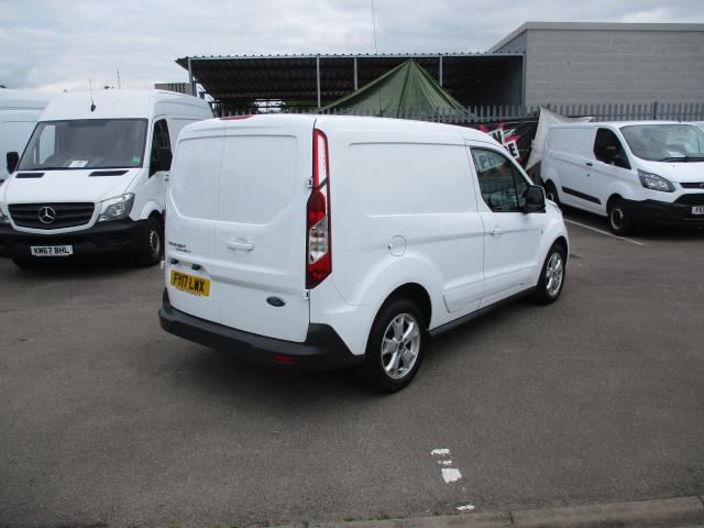 2017 Ford Transit Connect  200 L1 DIESEL 1.5 TDCi 120PS VAN LIMITED EURO 6 (FY17LWX) Image 3