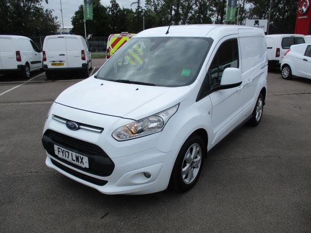 2017 Ford Transit Connect  200 L1 DIESEL 1.5 TDCi 120PS VAN LIMITED EURO 6 (FY17LWX) Image 9