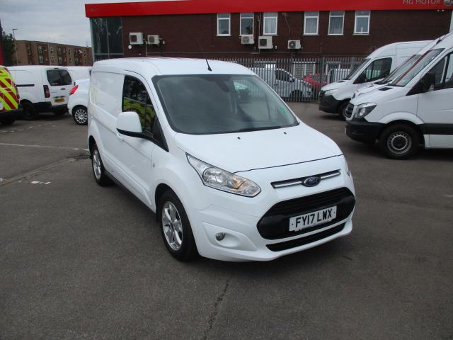 2017 Ford Transit Connect  200 L1 DIESEL 1.5 TDCi 120PS VAN LIMITED EURO 6 (FY17LWX)