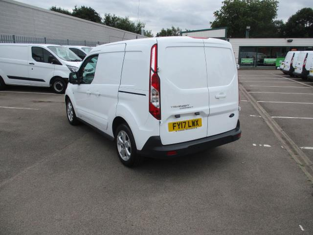 2017 Ford Transit Connect  200 L1 DIESEL 1.5 TDCi 120PS VAN LIMITED EURO 6 (FY17LWX) Image 6