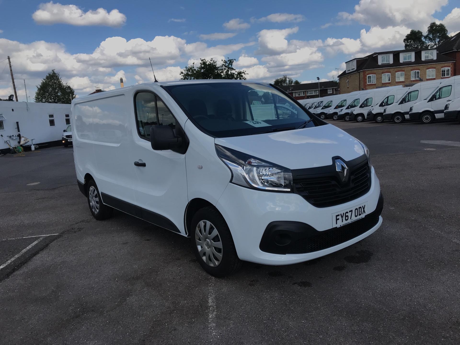 2017 Renault Trafic Sl27 Dci 120 Business+ Van (FY67ODX)