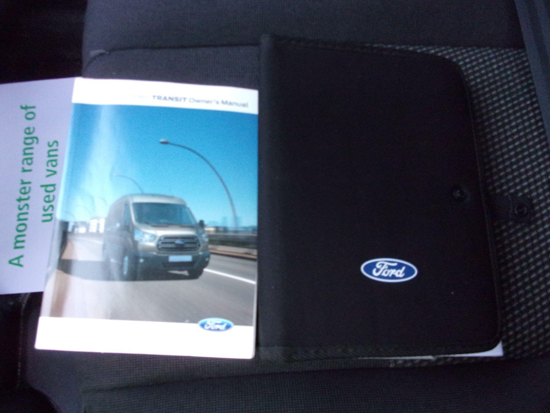 2017 Ford Transit 350 L4 2.0 TDCI 130PS DROPSIDE EURO 6 (FY67SBZ) Image 20