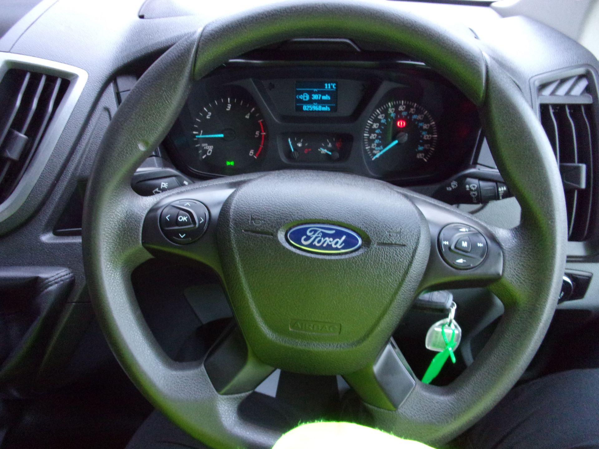 2017 Ford Transit 350 L4 2.0 TDCI 130PS DROPSIDE EURO 6 (FY67SBZ) Image 5