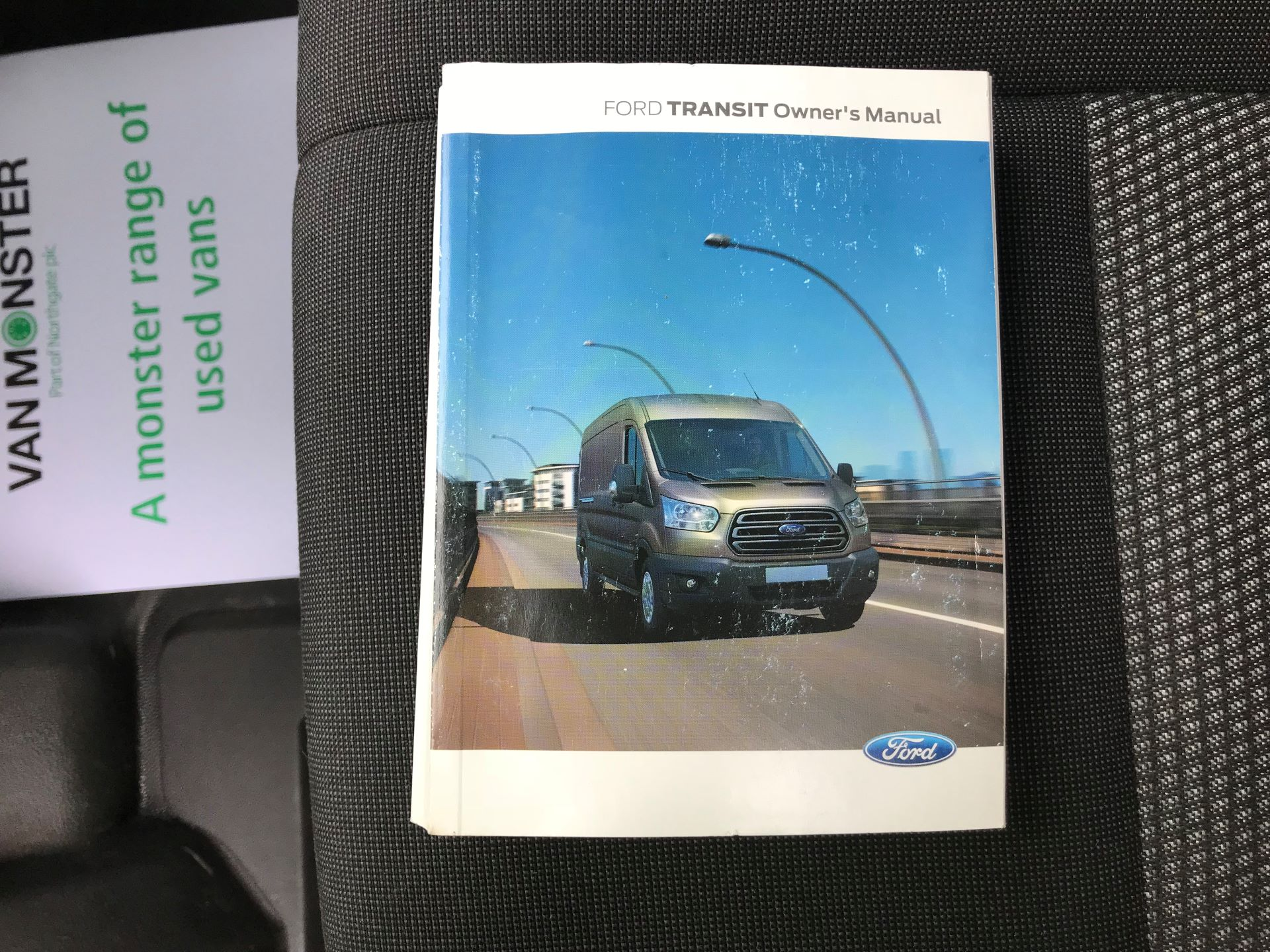 2017 Ford Transit 350 L4 DROP SIDE 130PS EURO 6 (FY67SGX) Image 34