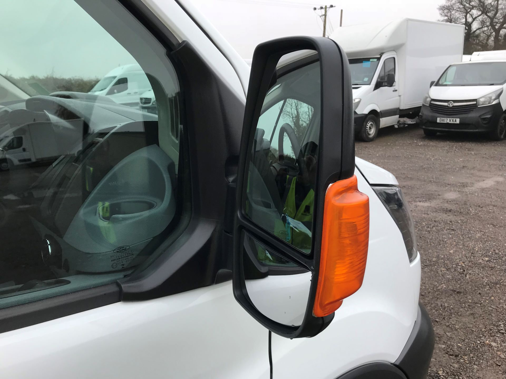 2017 Ford Transit 350 L4 DROP SIDE 130PS EURO 6 (FY67SGX) Image 19
