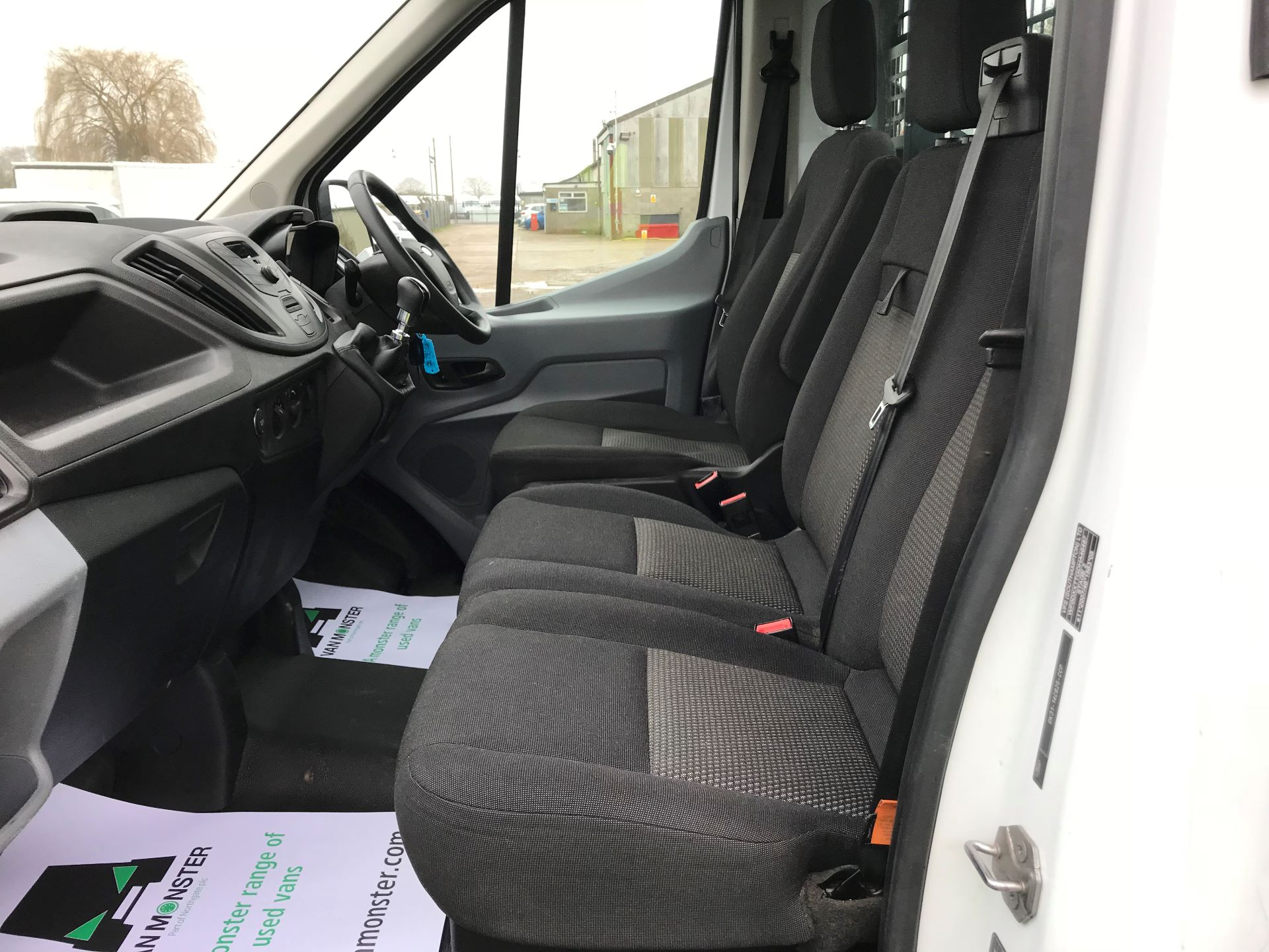 2017 Ford Transit 350 L4 DROP SIDE 130PS EURO 6 (FY67SGX) Image 10