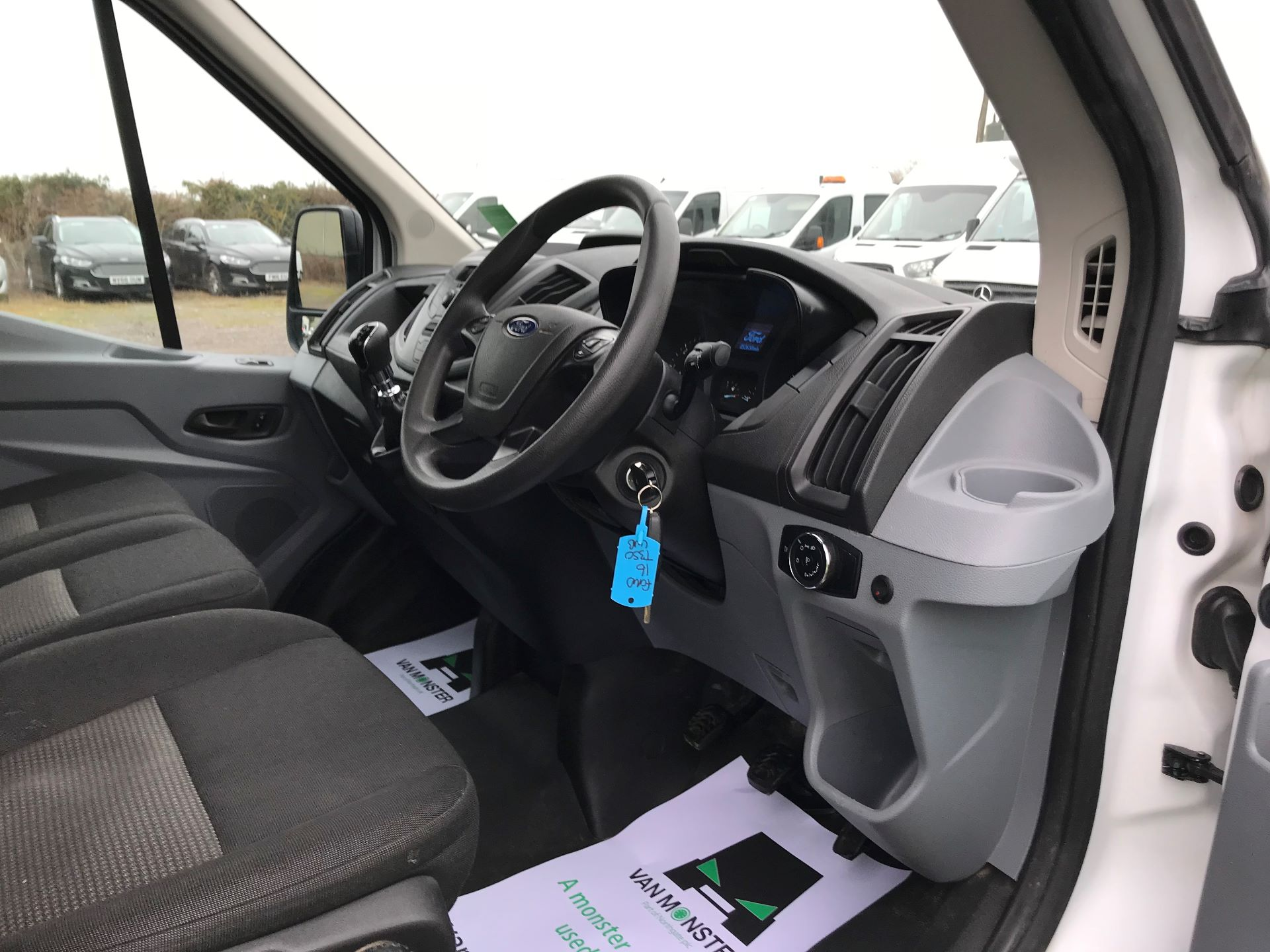 2017 Ford Transit 350 L4 DROP SIDE 130PS EURO 6 (FY67SGX) Image 11