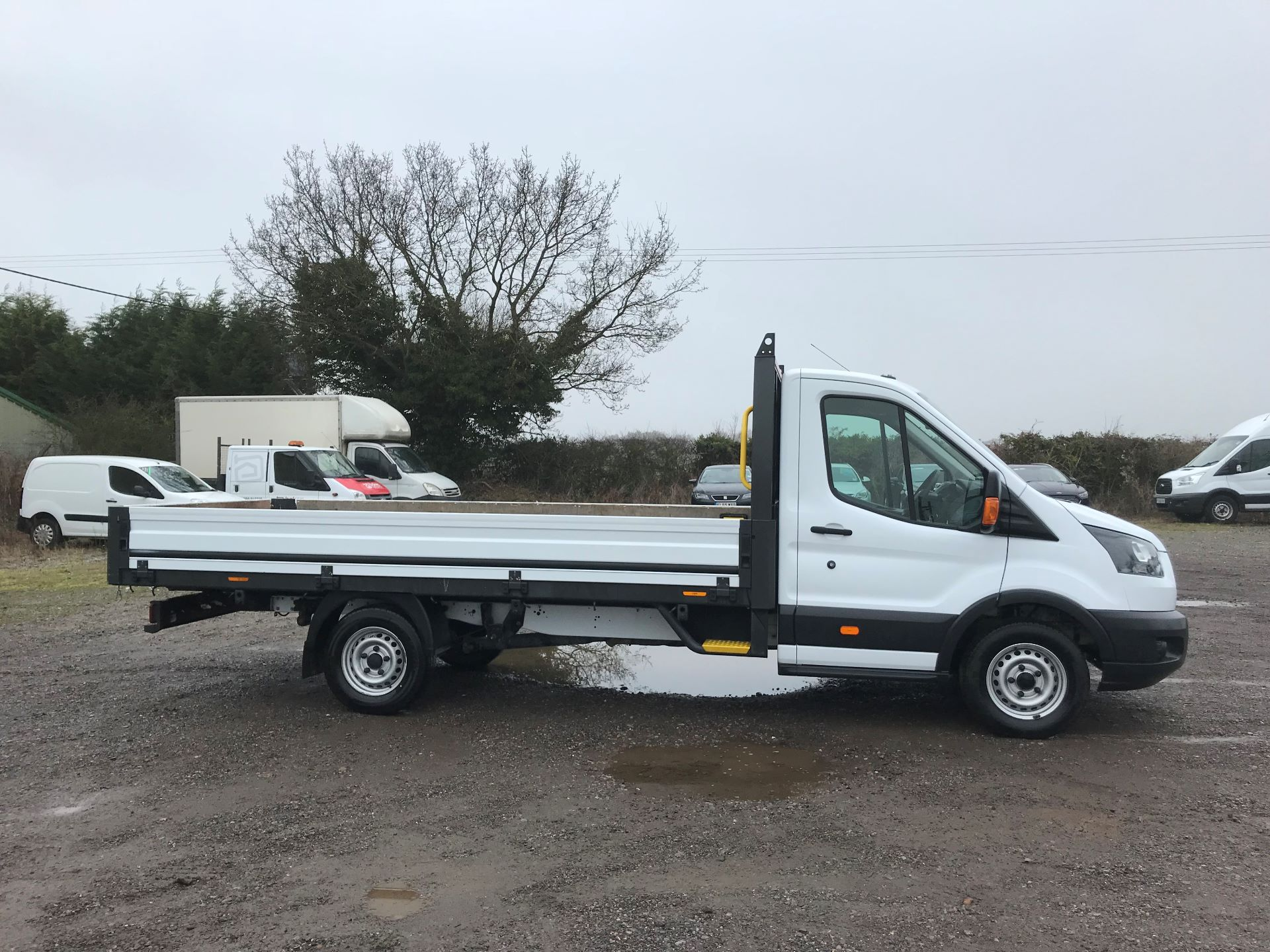 2017 Ford Transit 350 L4 DROP SIDE 130PS EURO 6 (FY67SGX) Image 7