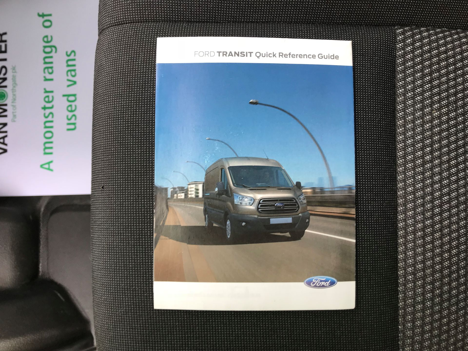 2017 Ford Transit 350 L4 DROP SIDE 130PS EURO 6 (FY67SGX) Image 33