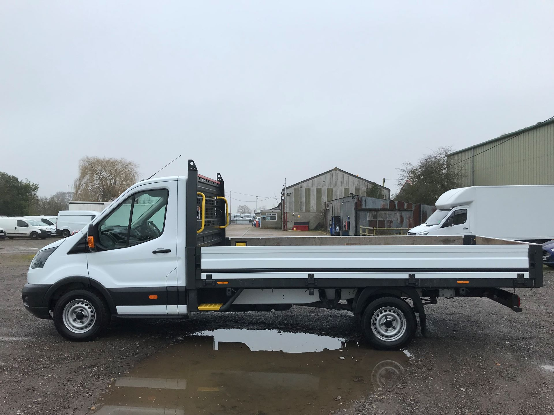 2017 Ford Transit 350 L4 DROP SIDE 130PS EURO 6 (FY67SGX) Image 8