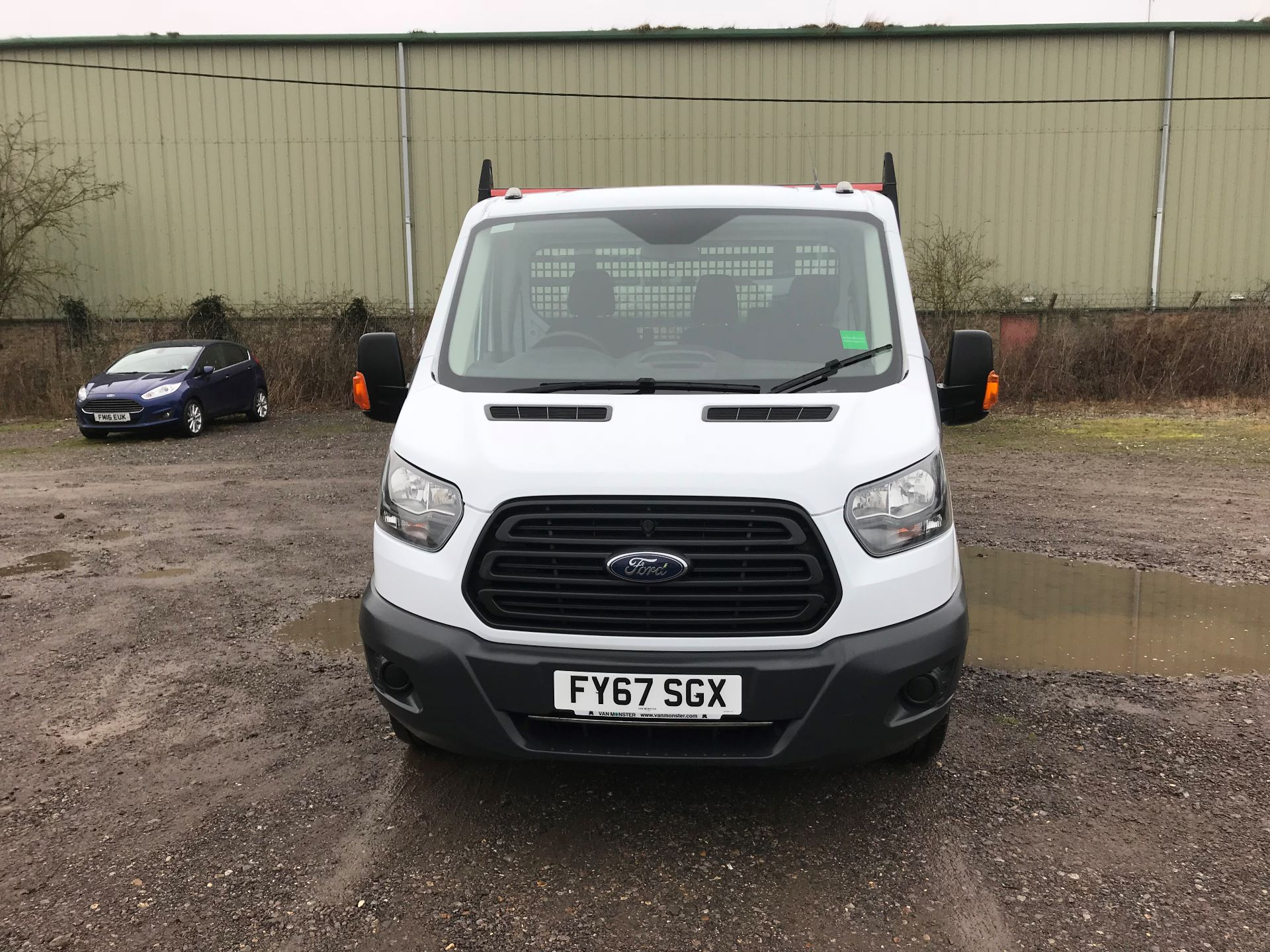 2017 Ford Transit 350 L4 DROP SIDE 130PS EURO 6 (FY67SGX) Image 2