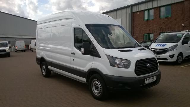 2017 Ford Transit L3 H3 VAN 130PS EURO 6 (FY67SHV)
