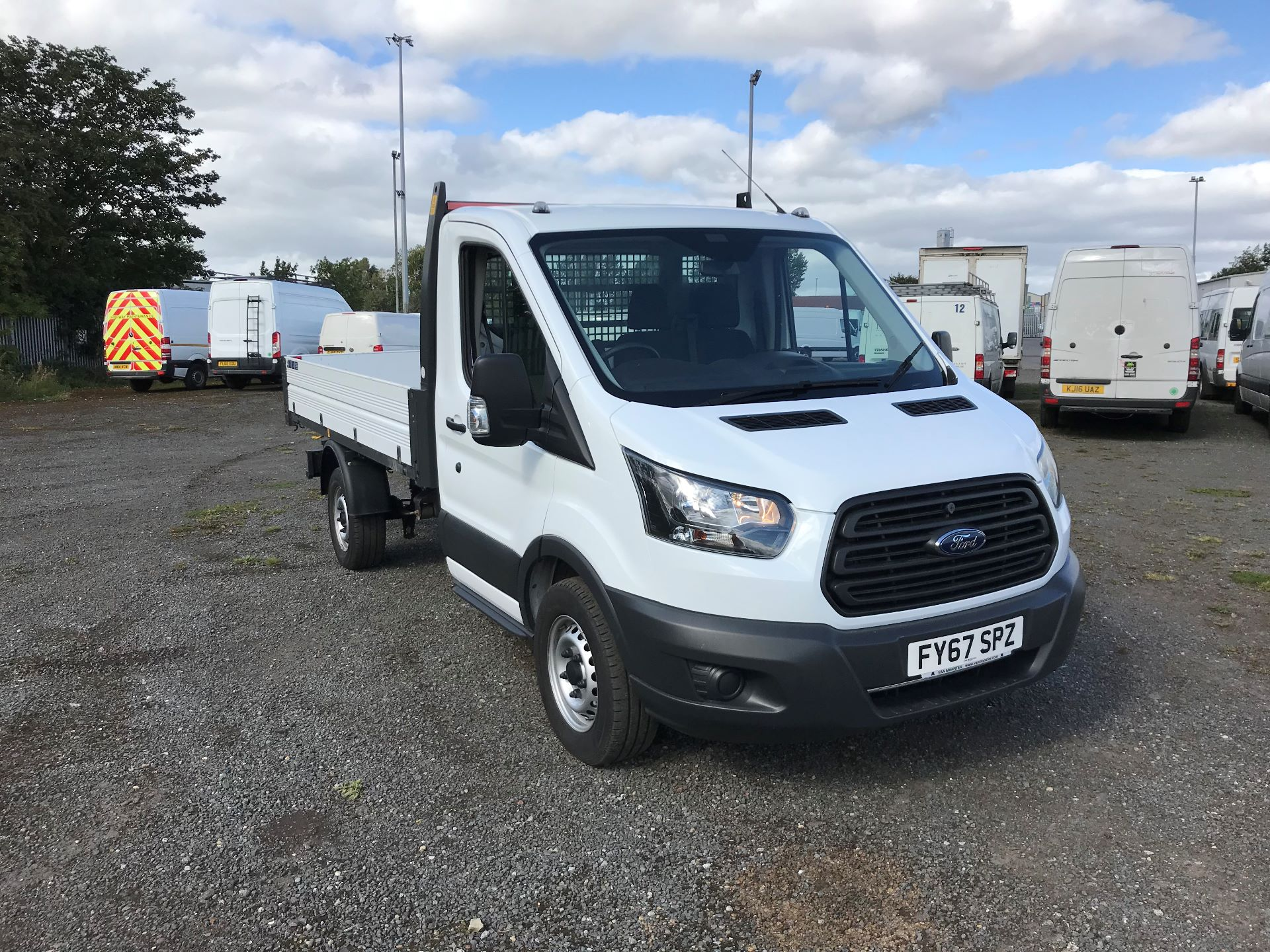 2018 Ford Transit 2.0 Tdci 130Ps Tipper (FY67SPZ)