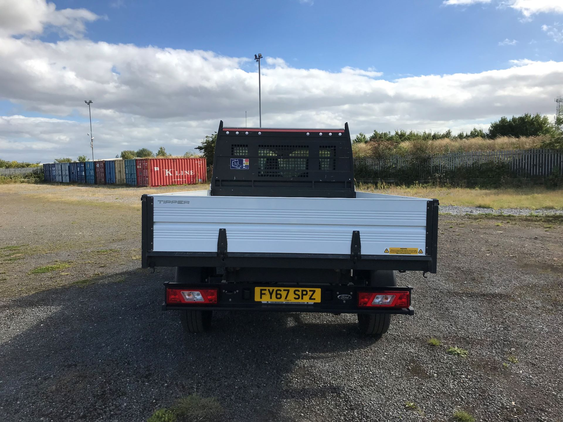 2018 Ford Transit 2.0 Tdci 130Ps Tipper (FY67SPZ) Thumbnail 6