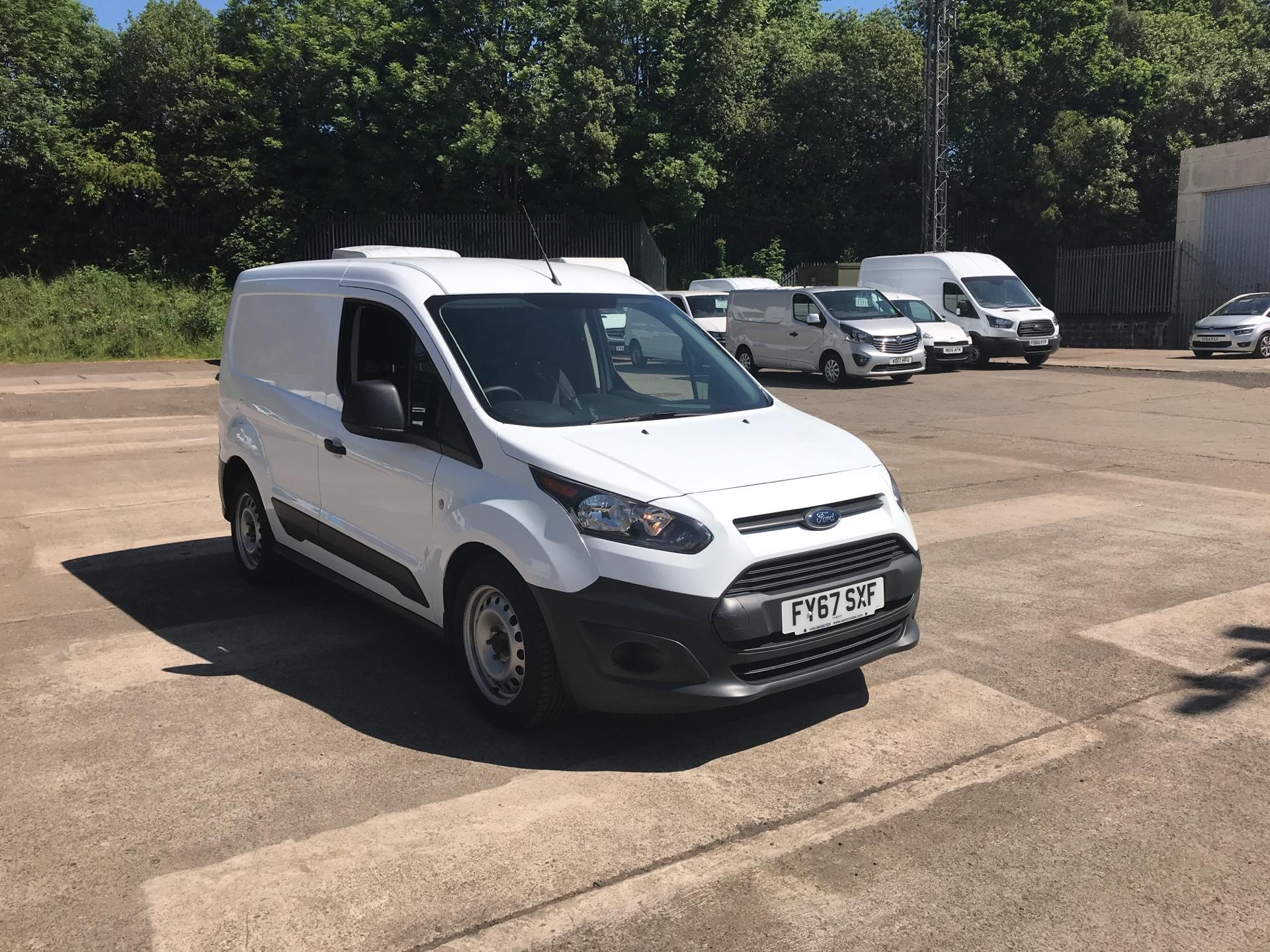 2017 Ford Transit Connect 200 L1 DIESEL 1.5 TDCI 75PS VAN EURO 6 (FY67SXF)