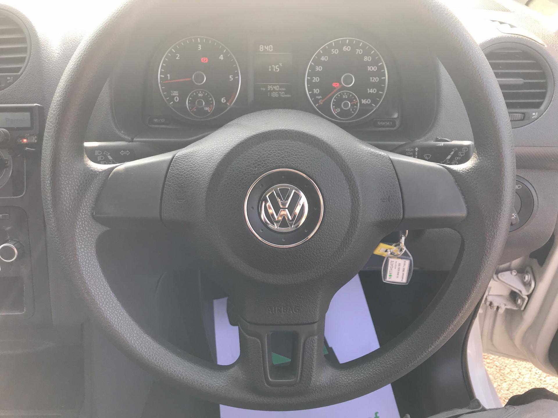 2015 Volkswagen Caddy 1.6 Tdi 102Ps Startline Van (GC15HVH) Image 12