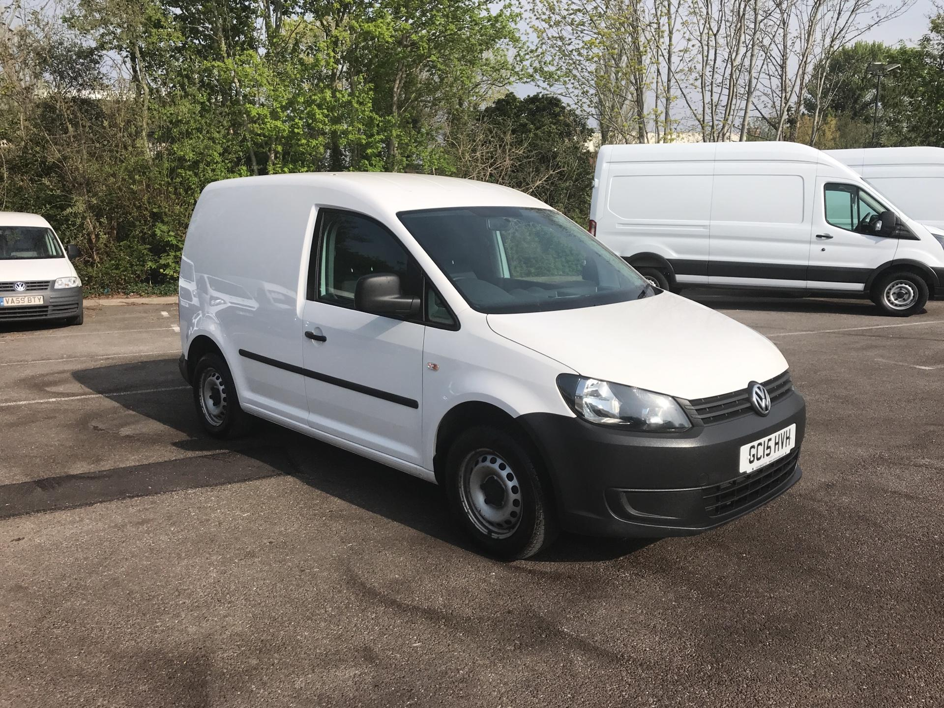 2015 Volkswagen Caddy 1.6 Tdi 102Ps Startline Van (GC15HVH)