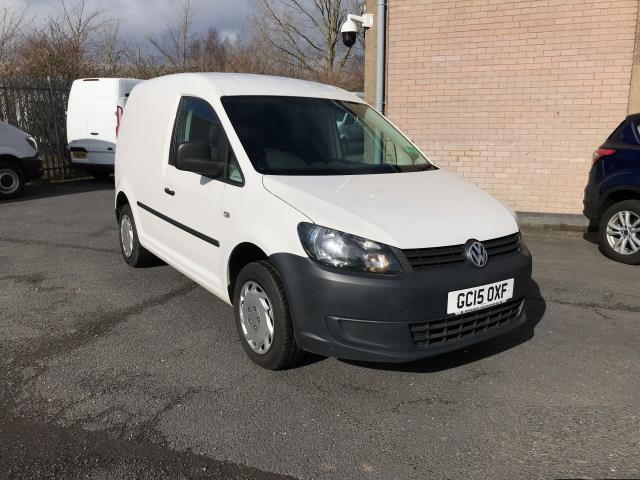 2015 Volkswagen Caddy  1.6TDI 75PS STARTLINE EURO 5, AIR CON (GC15OXF)