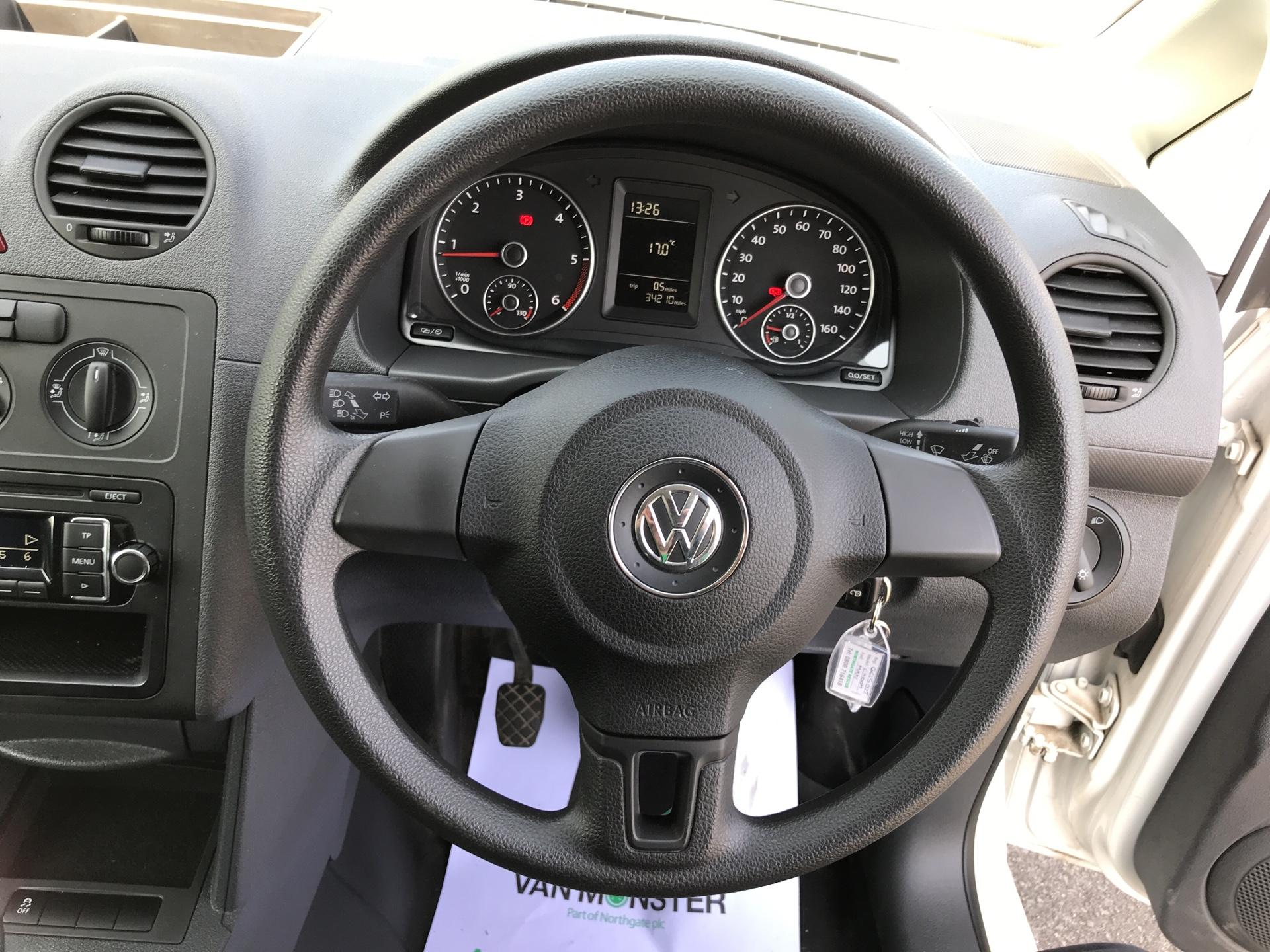 2015 Volkswagen Caddy Maxi  1.6 102PS STARTLINE EURO 5 (GC15OYT) Image 12