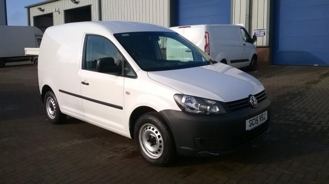 2015 Volkswagen Caddy 1.6 75PS STARTLINE EURO 5 (GC15VSJ)
