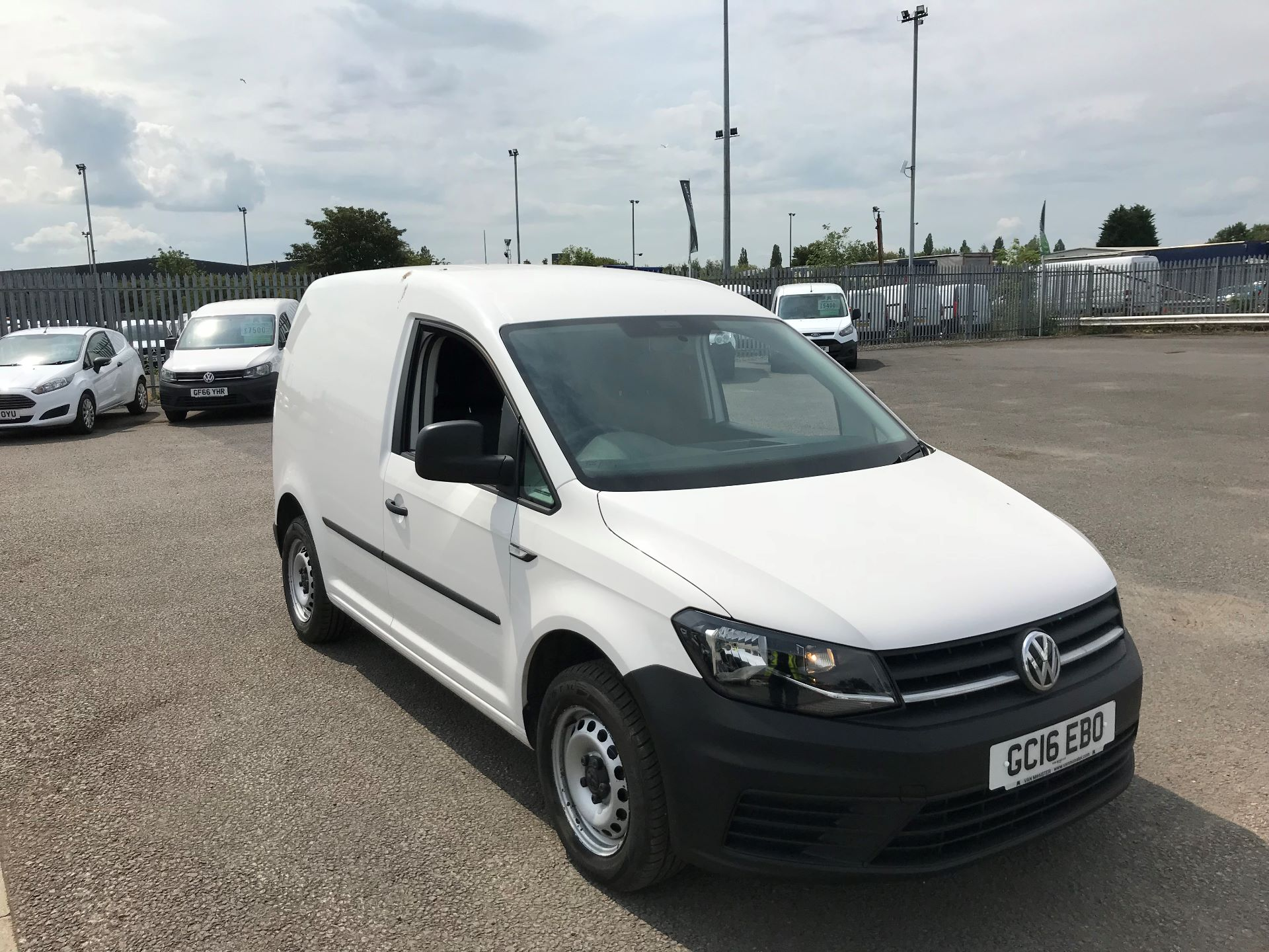 2016 Volkswagen Caddy  2.0 102PS BLUEMOTION TECH 102 STARTLINE EURO 6 (GC16EBO)
