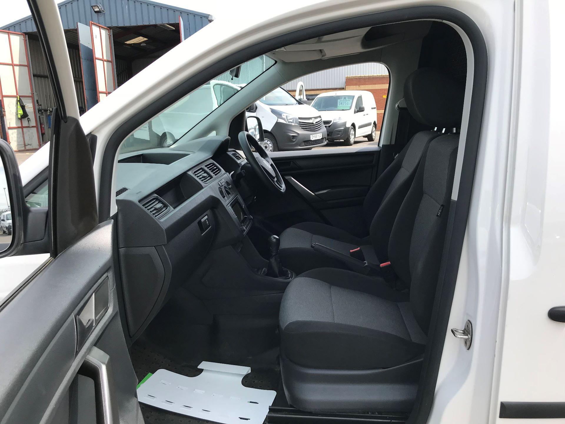 2016 Volkswagen Caddy  2.0 102PS BLUEMOTION TECH 102 STARTLINE EURO 6 (GC16EBO) Image 14