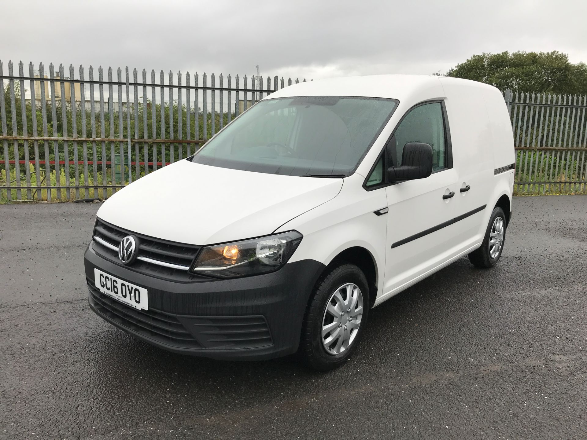 2016 Volkswagen Caddy  2.0TDI 102PS BLUEMOTION TECH 102PS STARTLINE EURO 6 (GC16OYO) Image 13