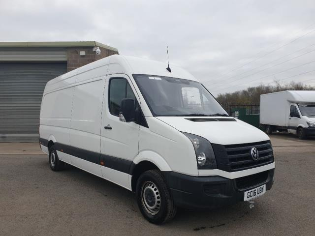 2016 Volkswagen Crafter CR35 LWB 2.0 TDI 136PS HIGH ROOF EURO 5 (GC16UBY)