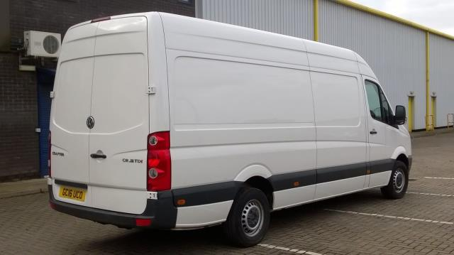 2016 Volkswagen Crafter CR35 LWB 2.0 TDI 136PS HIGH ROOF EURO 5 (GC16UCO) Image 9