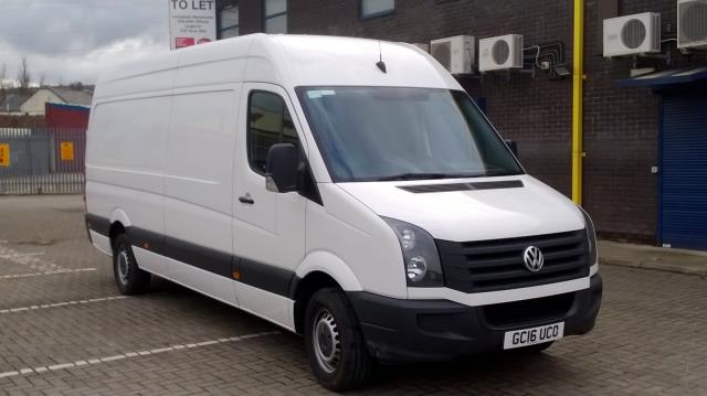 2016 Volkswagen Crafter 2.0 Tdi 136Ps High Roof Van (GC16UCO)