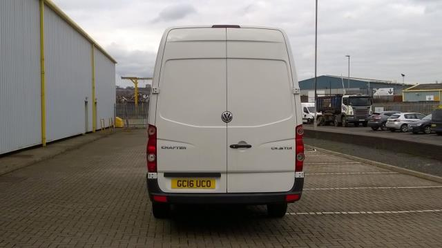 2016 Volkswagen Crafter CR35 LWB 2.0 TDI 136PS HIGH ROOF EURO 5 (GC16UCO) Image 6