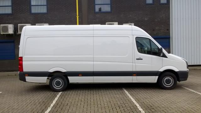 2016 Volkswagen Crafter CR35 LWB 2.0 TDI 136PS HIGH ROOF EURO 5 (GC16UCO) Image 10