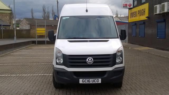 2016 Volkswagen Crafter CR35 LWB 2.0 TDI 136PS HIGH ROOF EURO 5 (GC16UCO) Image 2