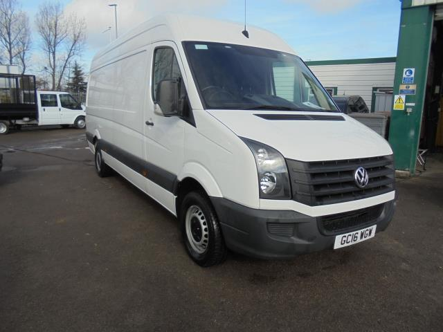 2016 Volkswagen Crafter CR35 LWB 2.0 TDI 136PS HIGH ROOF EURO 5 (GC16WGW)