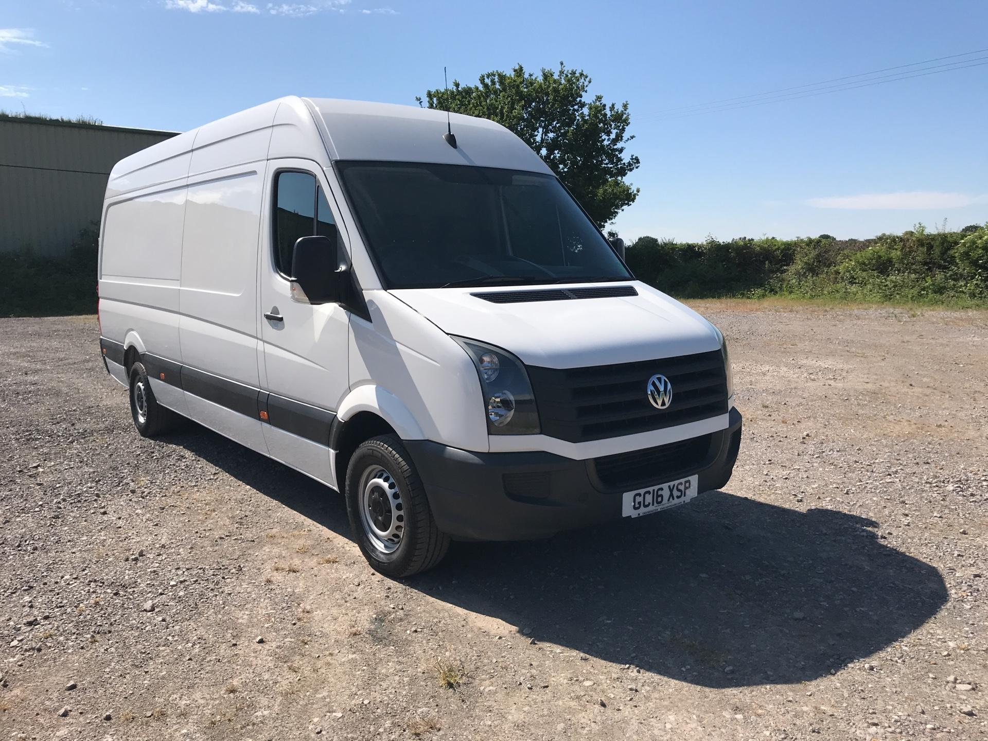 2016 Volkswagen Crafter CR35 LWB 2.0 136PS HIGH ROOF EURO 5 (GC16XSP)