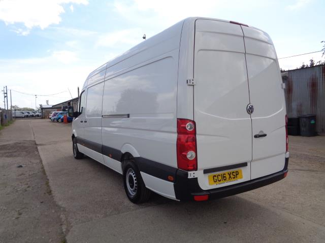 2016 Volkswagen Crafter CR35 LWB 2.0 136PS HIGH ROOF EURO 5 (GC16XSP) Image 9