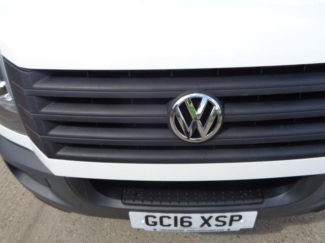 2016 Volkswagen Crafter CR35 LWB 2.0 136PS HIGH ROOF EURO 5 (GC16XSP) Image 4
