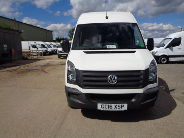 2016 Volkswagen Crafter CR35 LWB 2.0 136PS HIGH ROOF EURO 5 (GC16XSP) Image 2