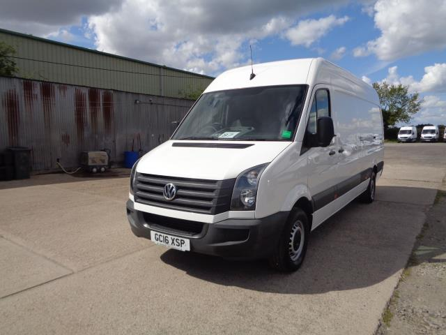 2016 Volkswagen Crafter CR35 LWB 2.0 136PS HIGH ROOF EURO 5 (GC16XSP) Image 3