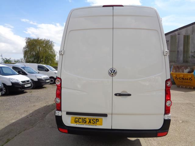 2016 Volkswagen Crafter CR35 LWB 2.0 136PS HIGH ROOF EURO 5 (GC16XSP) Image 11