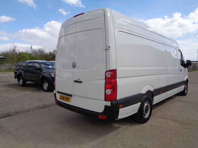 2016 Volkswagen Crafter CR35 LWB 2.0 136PS HIGH ROOF EURO 5 (GC16XSP) Image 10