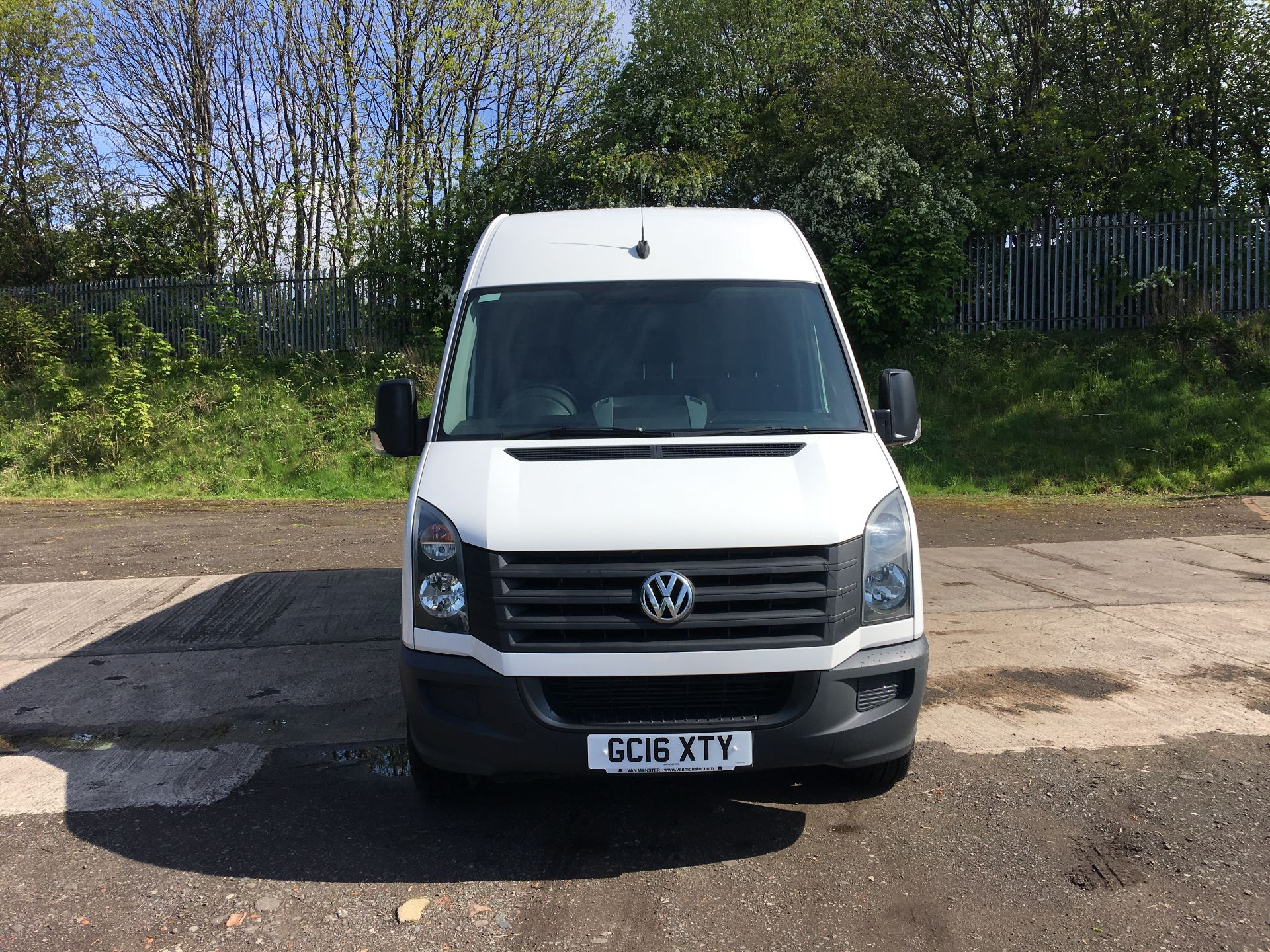 2016 Volkswagen Crafter CR35 LWB 2.0 TDI 136PS HIGH ROOF EURO 5 (GC16XTY) Image 15