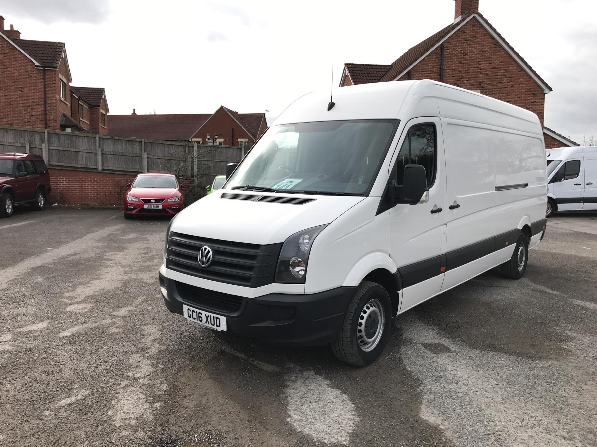 2016 Volkswagen Crafter  CR35 LWB 2.0 TDI 136PS HIGH ROOF EURO 5 (GC16XUD) Image 7