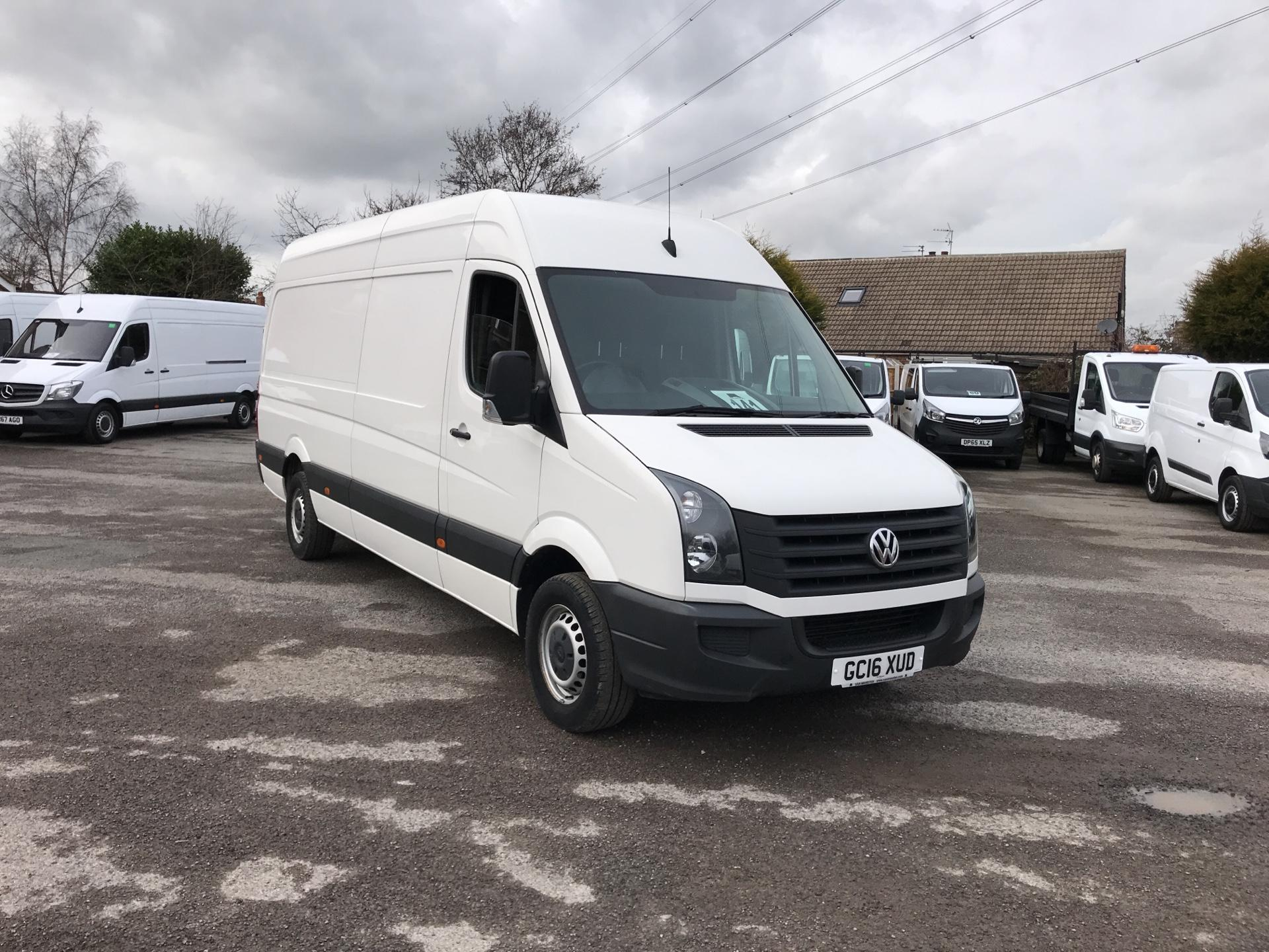 2016 Volkswagen Crafter  CR35 LWB 2.0 TDI 136PS HIGH ROOF EURO 5 (GC16XUD)