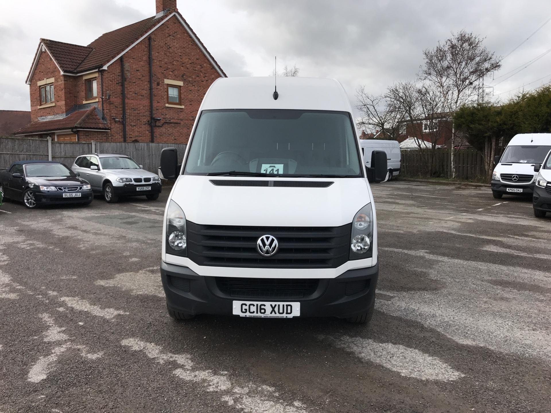 2016 Volkswagen Crafter  CR35 LWB 2.0 TDI 136PS HIGH ROOF EURO 5 (GC16XUD) Image 8