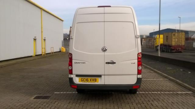 2016 Volkswagen Crafter CR35 LWB 2.0 TDI 136PS HIGH ROOF EURO 5 (GC16XVB) Image 8