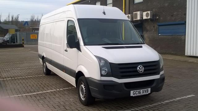 2016 Volkswagen Crafter 2.0 Tdi 136Ps High Roof Van (GC16XVB)