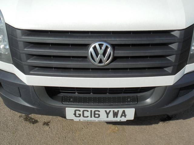 2016 Volkswagen Crafter CR35 2.0 Tdi 136Ps Single Cab LUTON WITH T/LIFT (GC16YWA) Image 15